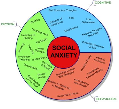 Scientific research on social anxiety disorder